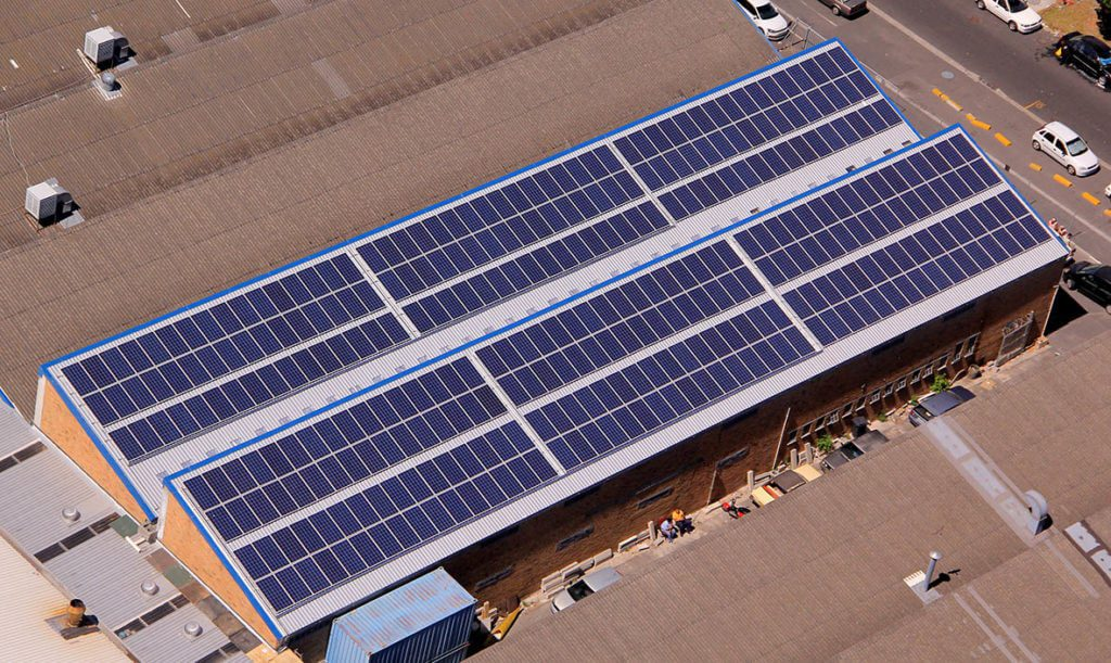 Commercial Solar Systems Cape Town