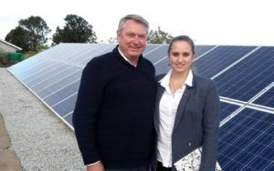 Solar Company promoting Solar Power in Cape Town