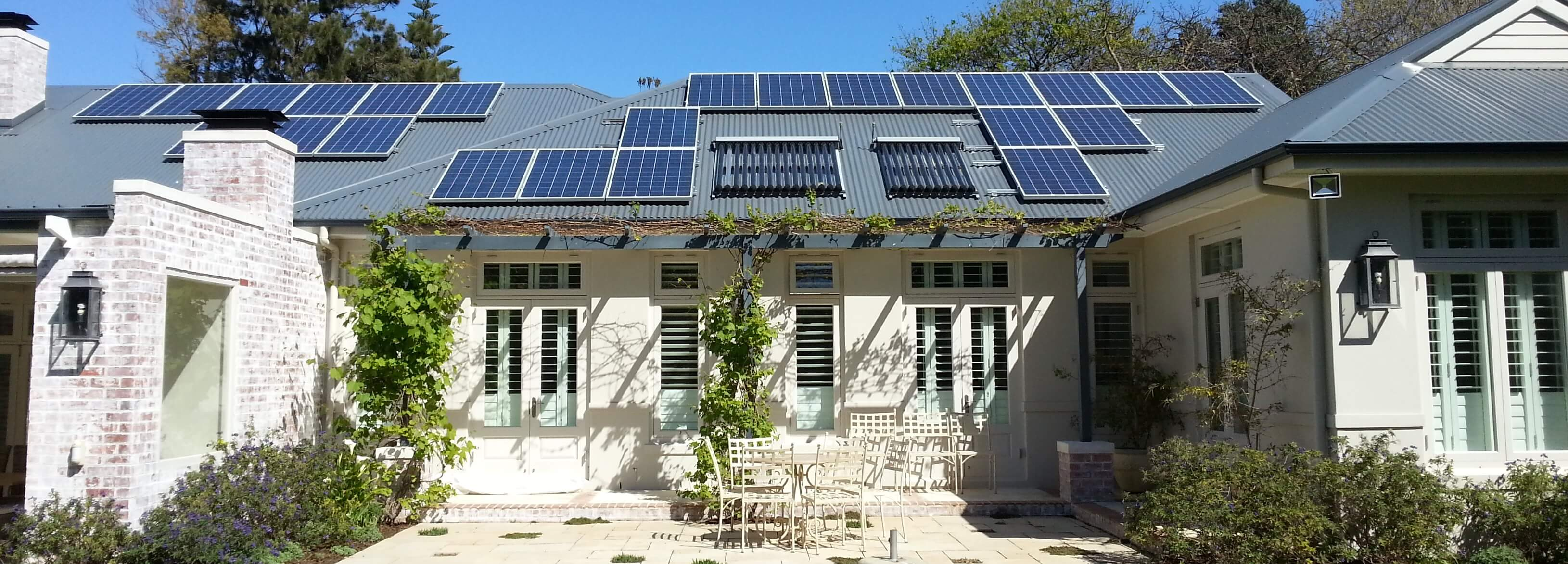 Renewable Energy Systems in Cape Town, Photovoltaic System with Battery