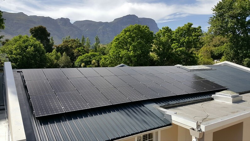 22kWp Battery Solar System