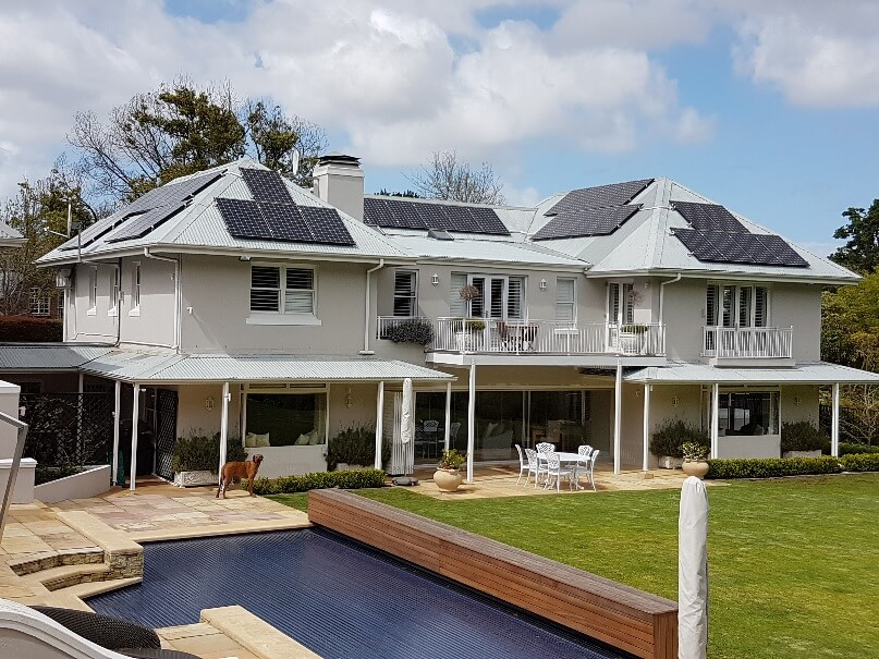 16kWp Battery Solar System