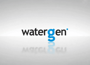 Water-Gen logo - Water from Air