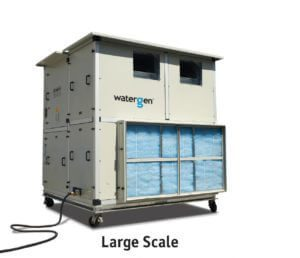 Water from Air - Large Scale - Water-Gen 350G - 6,000 liters per day